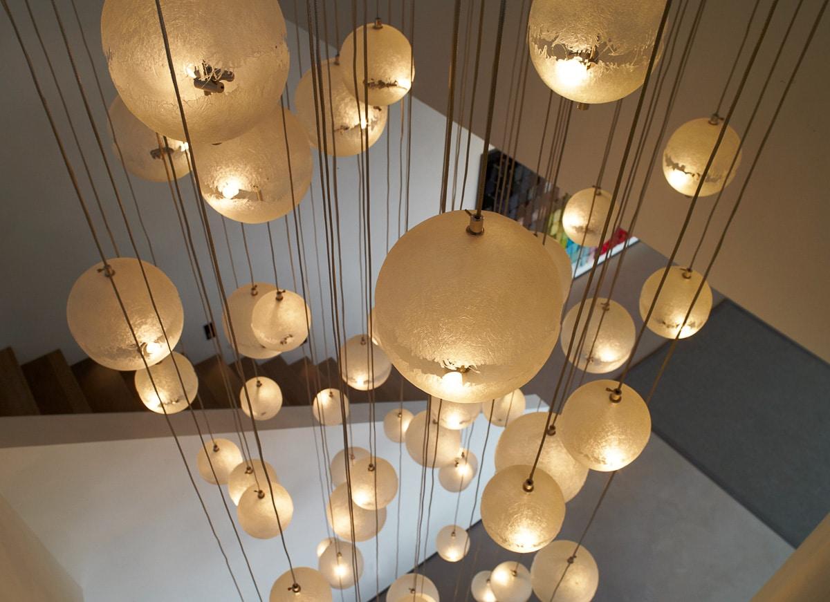 pk chandelier xion licht. Black Bedroom Furniture Sets. Home Design Ideas