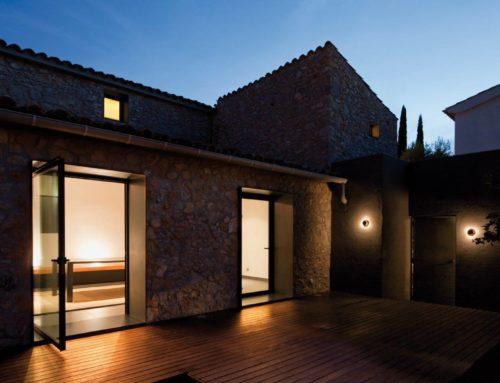 Beleuchtung im Außenbereich mit VIBIA