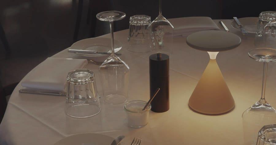 Leuchte salt & pepper von tobias grau